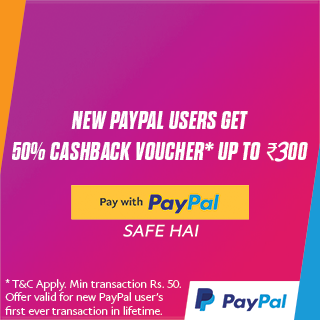Bestbus- Paypal Offer