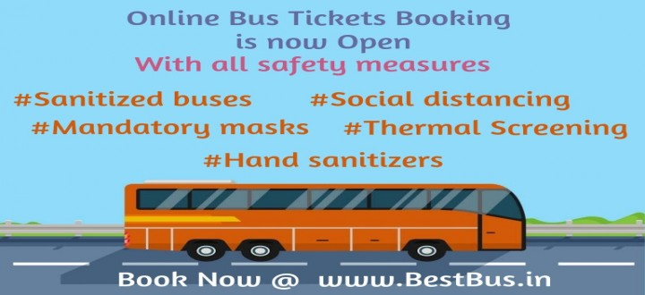 Bus Booking with Safety