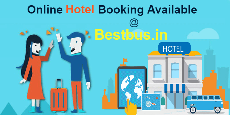 Online Hotel Booking at Bestbus