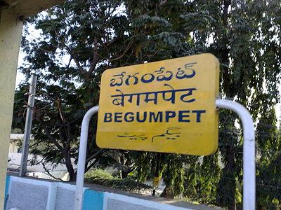 Begumpet