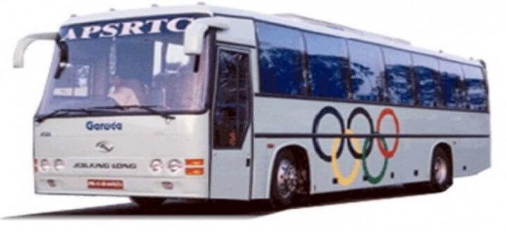 APSRTC Online Bus Tickets Booking