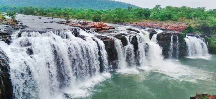 Bogatha Waterfalls Tour Package from Hyderabad