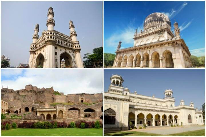 Historical Places in Hyderabad
