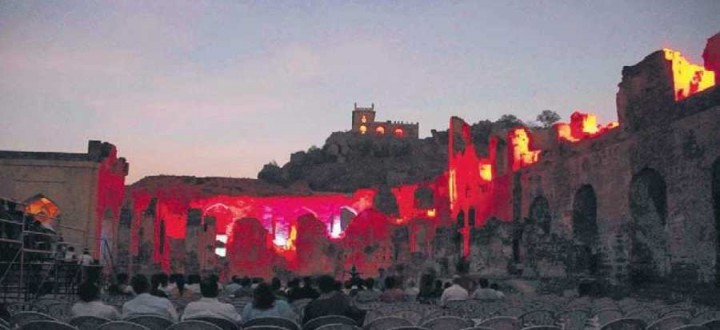 Sound & Light Show At Golconda Fort Hyderabad