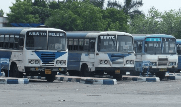 SBSTC Online Bus Ticket Booking