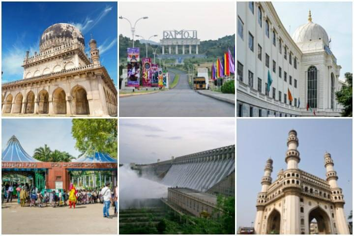 Must See Places in Hyderabad