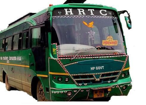 HRTC Online Bus Ticket Booking