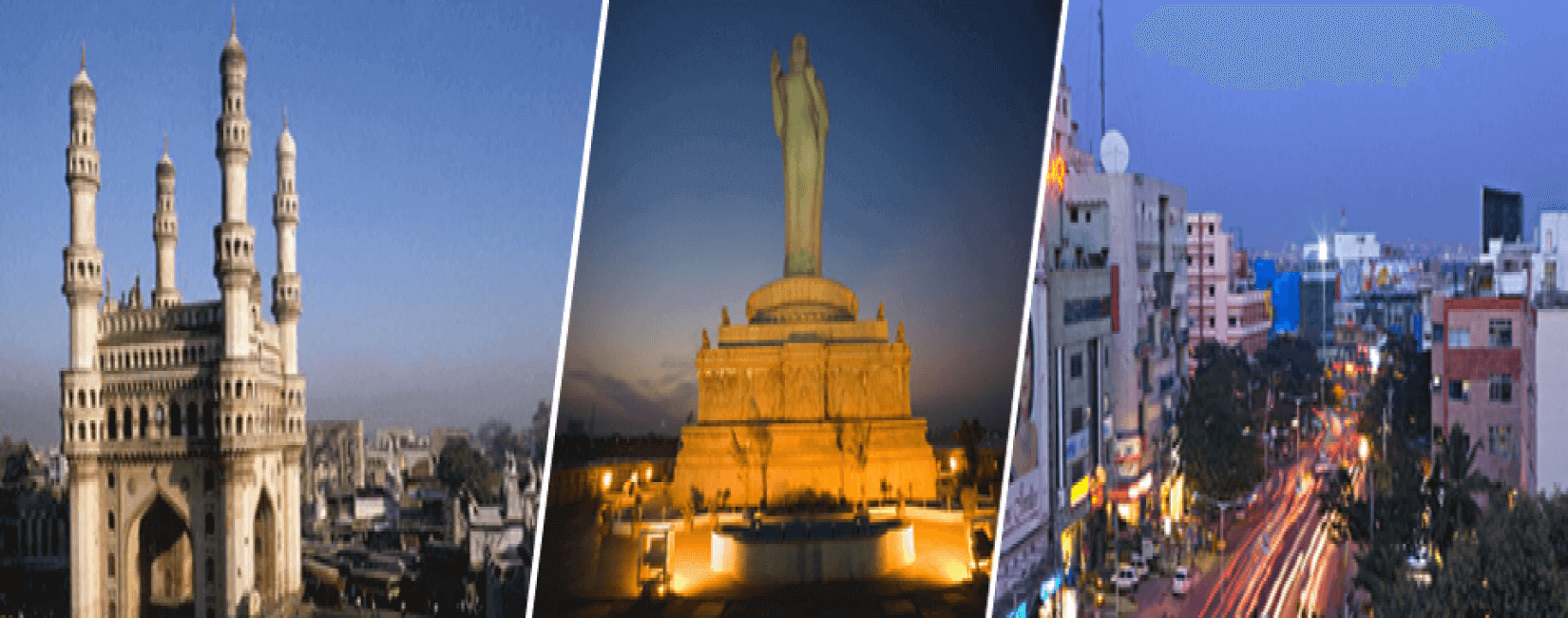 Hyderabad City One day Tour