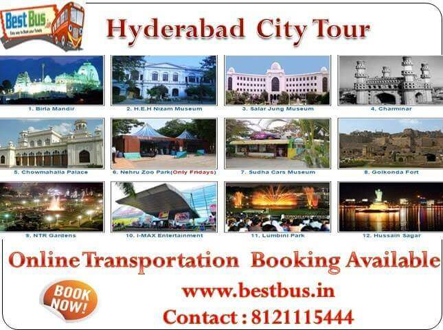 Hyderabad Darshan