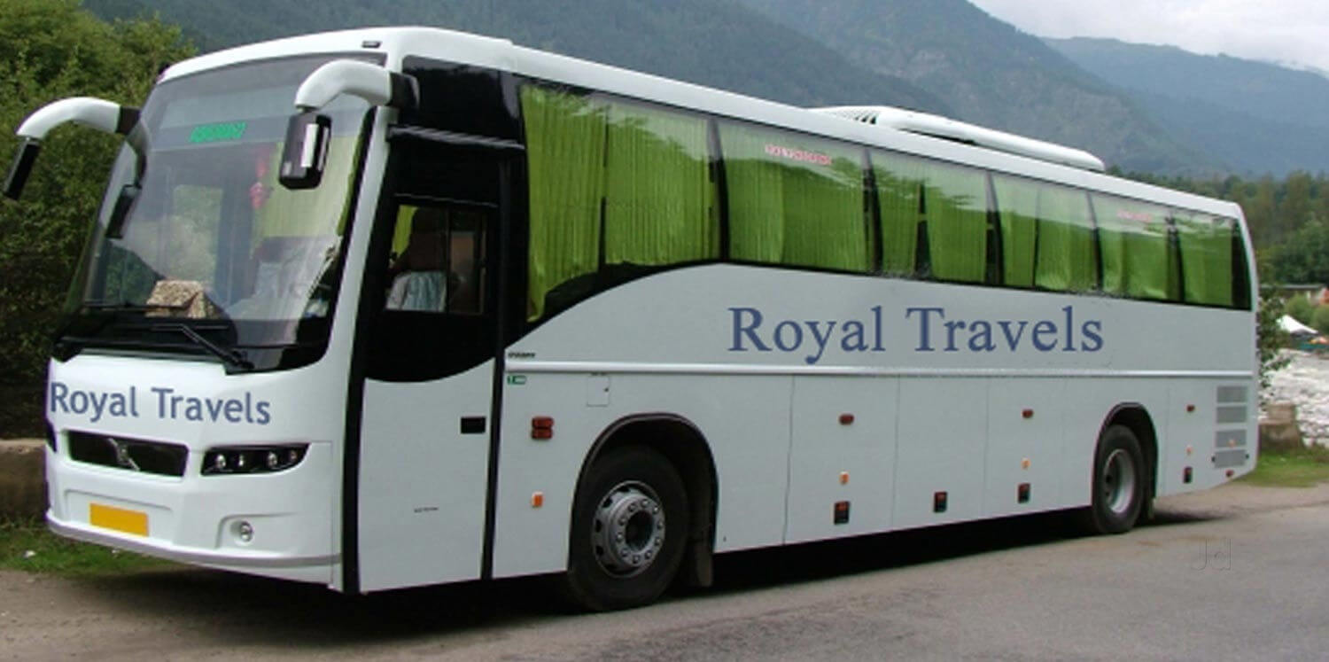 New Royal Travels