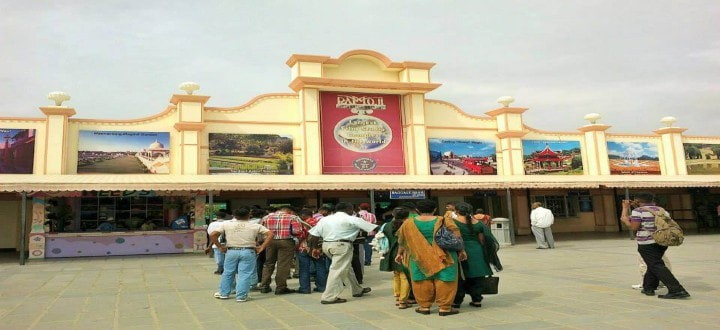 ramoji-film-city-ticket-counter