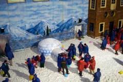 snow world images