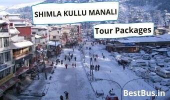 Kullu Manali Shimla Tour Packages