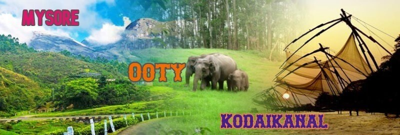 mysore-ooty-kodaikanal-tour-packages-from-bangalore