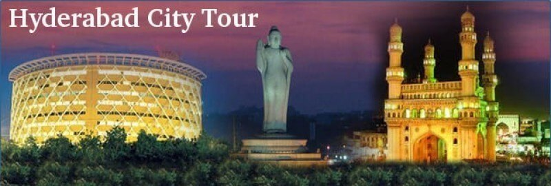 Hyderabad City Tour By Car