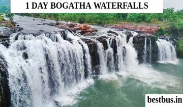 1 Day Bogatha Waterfalls Package from Hyderabad