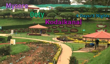 mysore-ooty-kodaikanal-from-bangalore