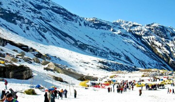 Delhi to Shimla Kullu Manali 5 Nights-6 Days Tour Package by Car