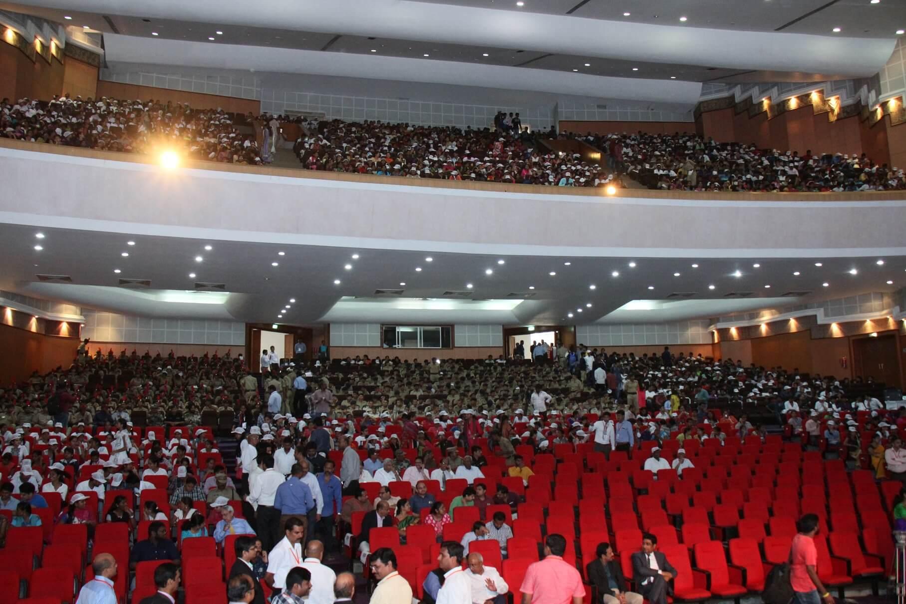 Shilpakalavedika-Hyderabad