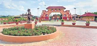 Shilparamam-Hyderabad
