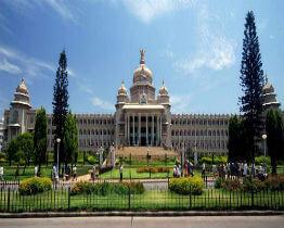 Vidhana-soudha-in Bangalore