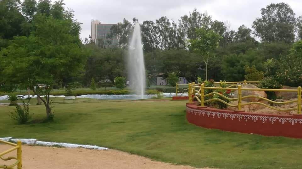 Hyderabad Botanical Gardens