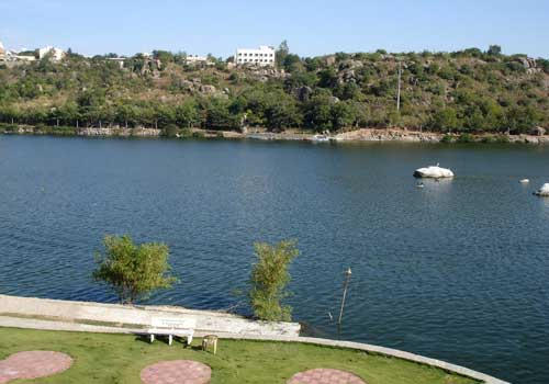 Durgam Cheruvu Hyderabad