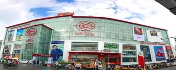 hyderabad-central-mall-panjagutta