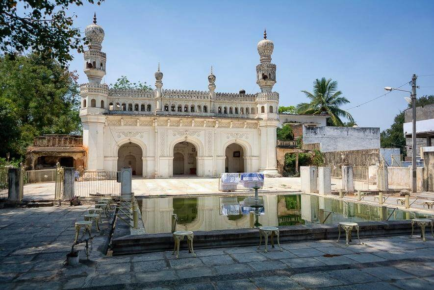 Paigah Tombs Hyderabad